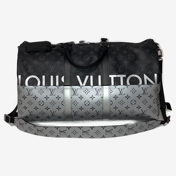 f8b32b0fe84b La Mia Collezione Louis Vuitton - Men s Split Bag - Black Silver ...